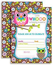 Free Printable Owl Invitations Paper Trail Design Owl Birthday Party Invitations Owl Birthday Invitations Owl Invitations
