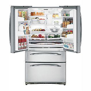 best french door bottom freezer refrigerator French door