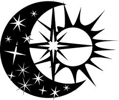Risultati Immagini Per Sole E Luna Disegni Moon Star Tattoo Sun