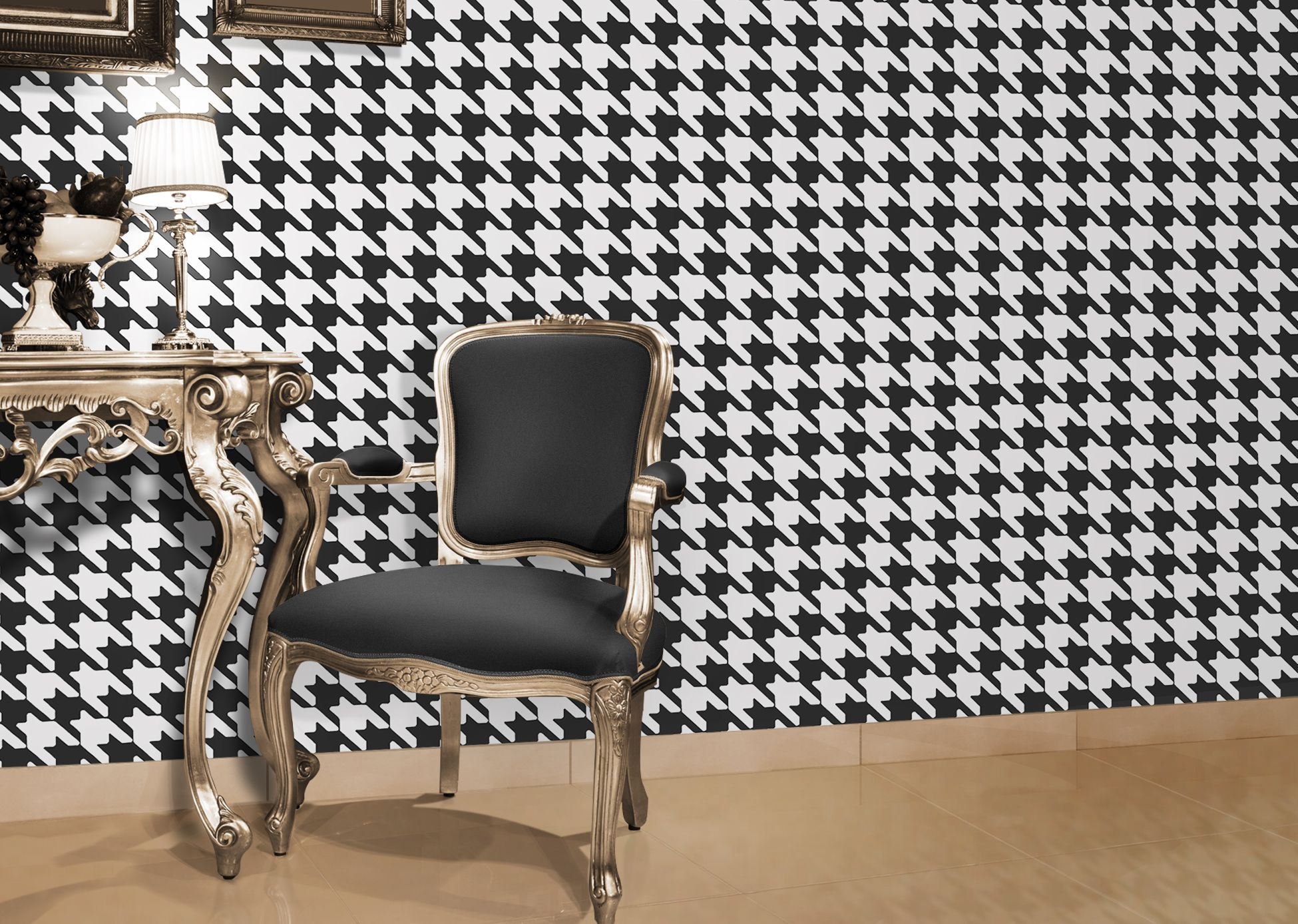 D.L. Couch Wallcovering And Fabrics   HERRINGTON Pattern   SKU 2VHR 07    Source One Exclusive Collection