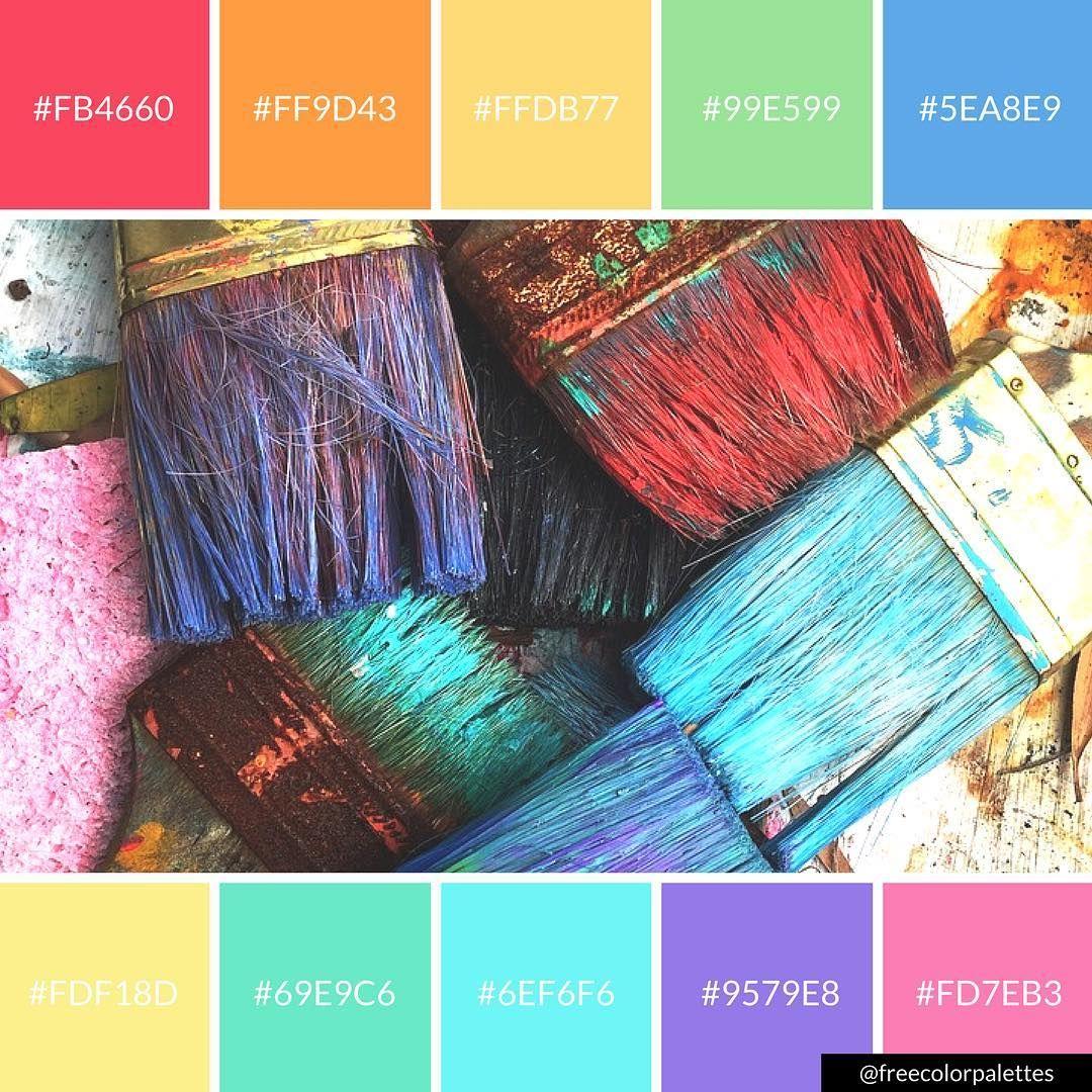 Happy Colors Rgb Background