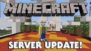 Evantubehd Minecraft Server Update Server Minecraft Boys Like