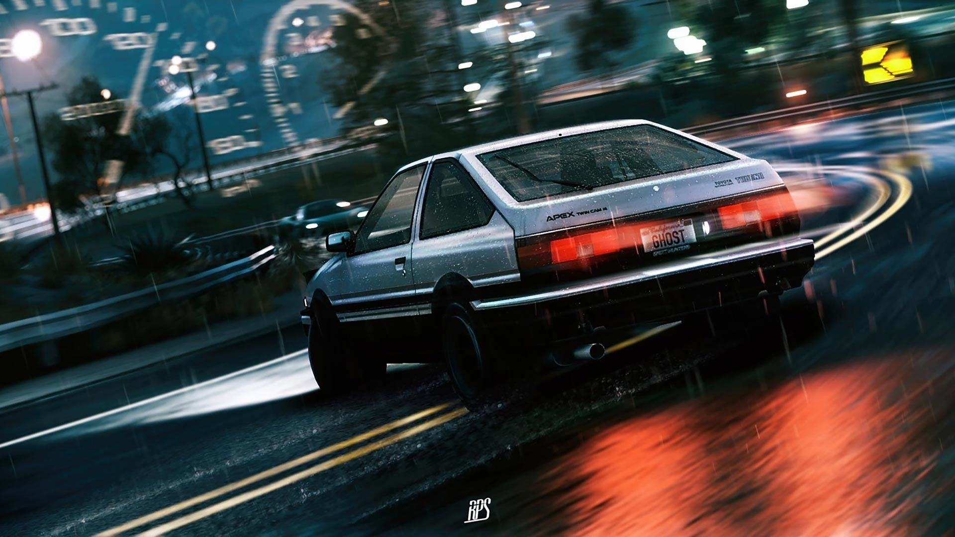 Are You Trying To Find Initial D Wall Paper Below Are 10