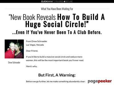Seduction Secrets nembar Pinterest - Forensic Report