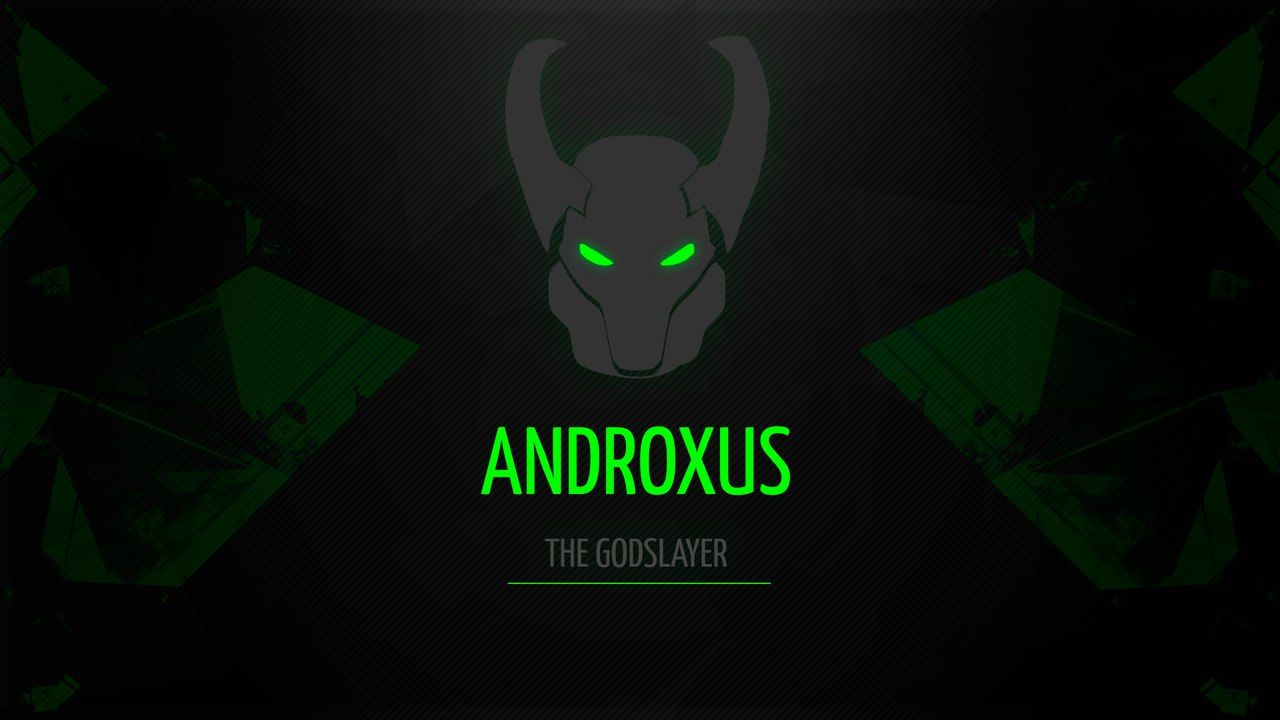 Androxus The Godslayer Overwatchpaladins Pinterest