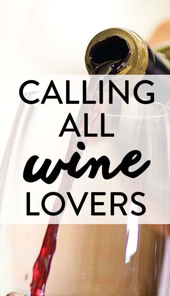 Calling All Wine Lovers Treat Yourself To A Subscription From