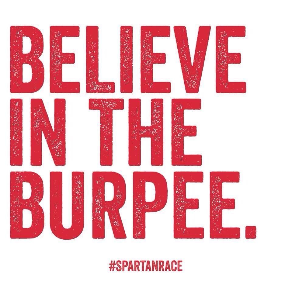 #Burpees Not a fan!
