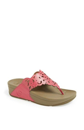 51eb1661a5de FitFlop  Flora  Sandal available at  Nordstrom