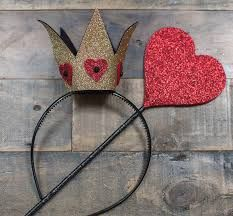 7520ec1bd Resultado de imagen para plantilla corona de reina de corazones ...
