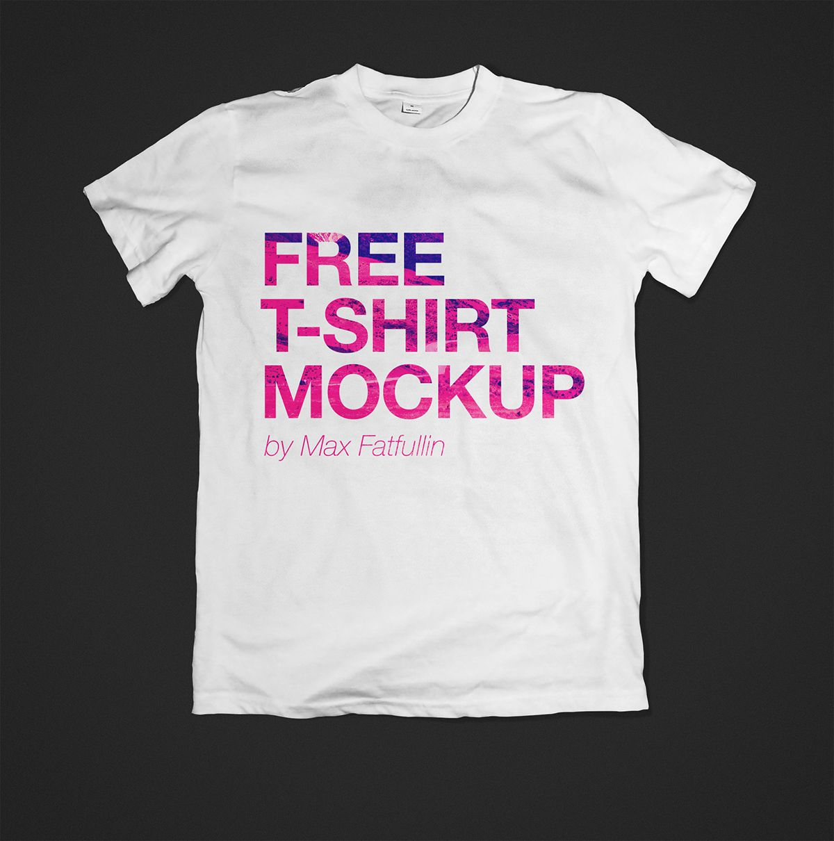100 T-shirt templates for download that are bloody awesome | Mockup ...