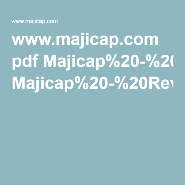 www.majicap.com pdf Majicap%20-%20Revetement%20de%20sols.pdf