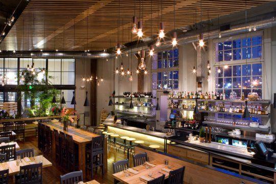 cafe, el techo y las luces están muy buenas Deco Pinterest