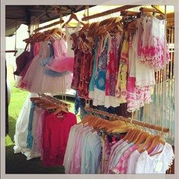 Kingscliff Knightfest Returns For May Clothing Displays Tent