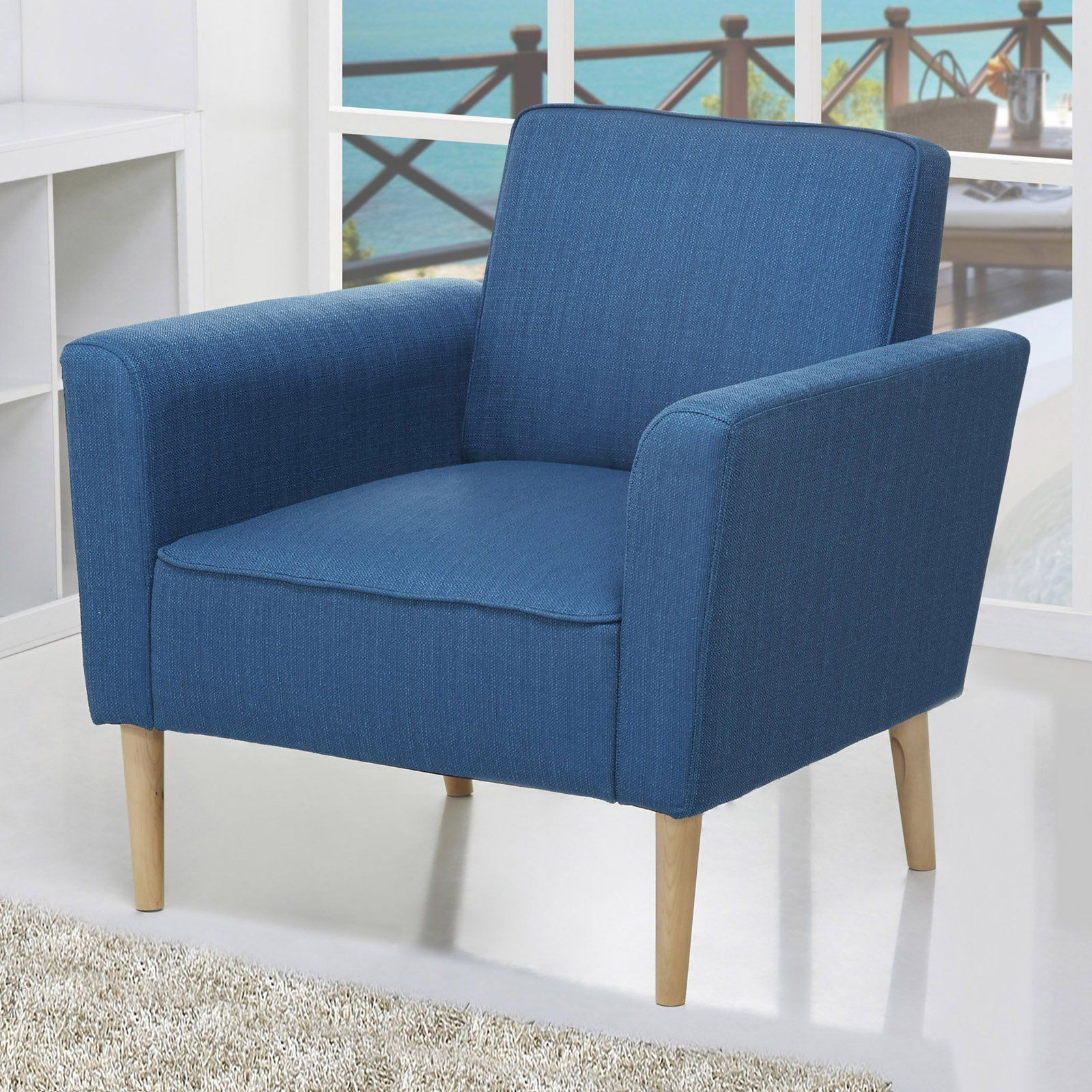 Gold Sparrow Carlsbad Arm Chair from hayneedle