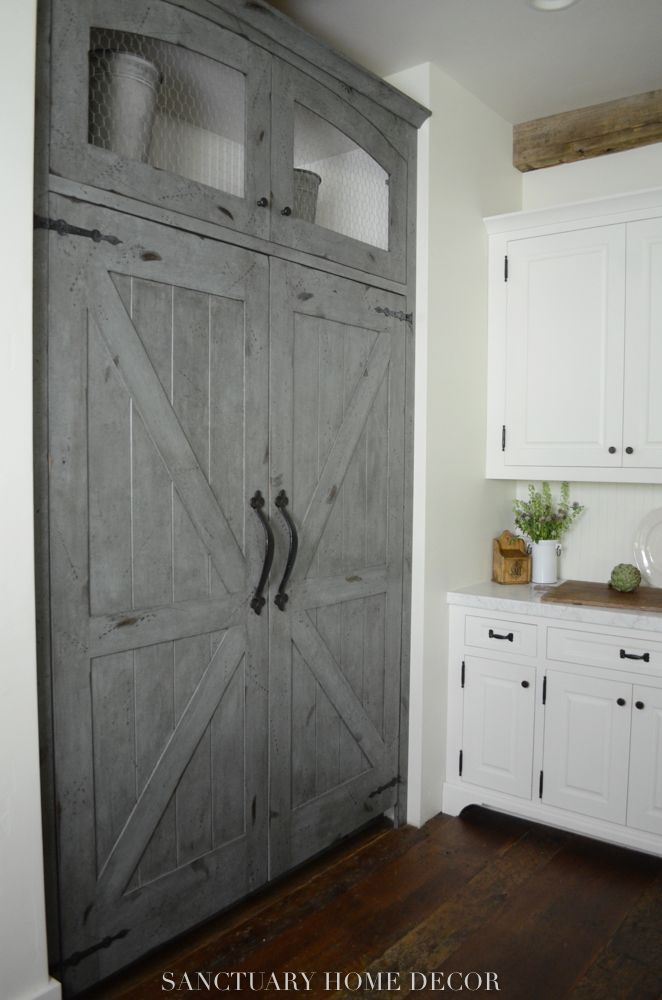 Before After Farmhouse Kitchen Remodel In 2020 Farmhouse Kitchen Remodel Kitchen Remodeling Projects House Interior