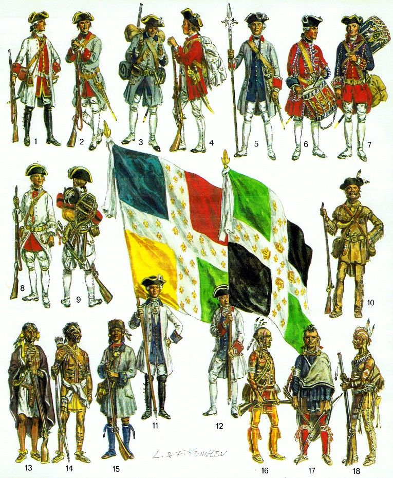 a history of the french and indian wars impact on america The french-indian war was fought between britain and france, along with their respective colonists and allied indian groups, for control of land in north america.