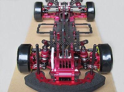 Aluminum One Way Tube For Sakura D3 Racing Drift RC 1//10 Car CS Sport