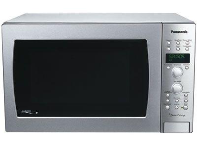 Panasonic Nn Cd989s Full Size 1 5 Cu Ft Prestige Counter Top