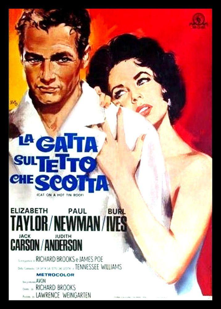 Alfred Hitchcock Vertigo Movie Poster Fridge Magnet