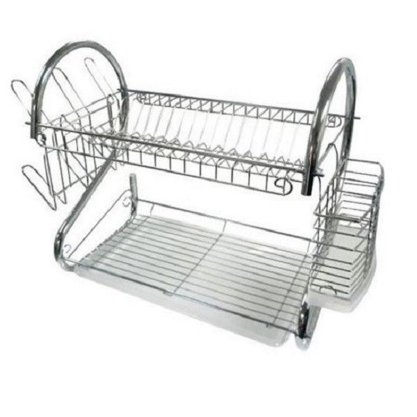 Cuisinart Dish Rack Beauteous Dish Rack And Drainboard Set Drainers Small 2 Tier Counter Top Water Design Ideas
