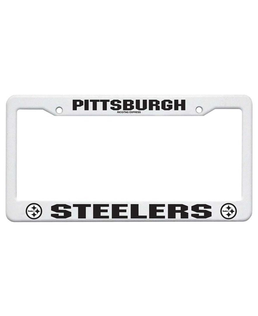 Rico Industries Pittsburgh Steelers License Plate Frame | Products ...