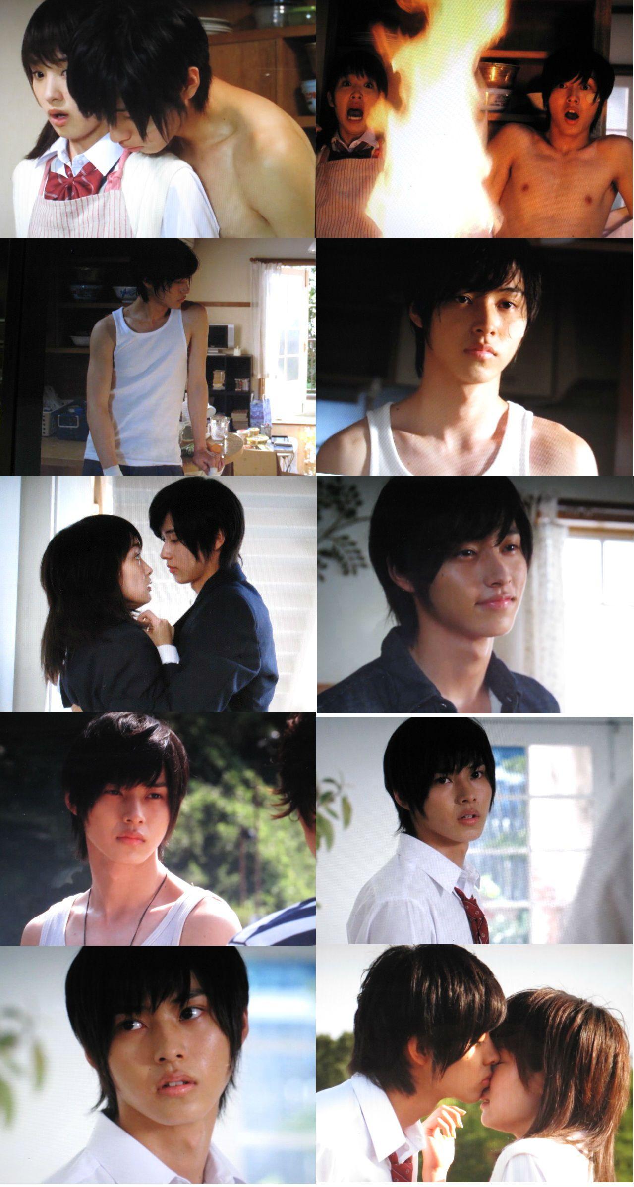 "Kento Yamazaki x Ayame Goriki, J live-action Movie from manga ""L♡"