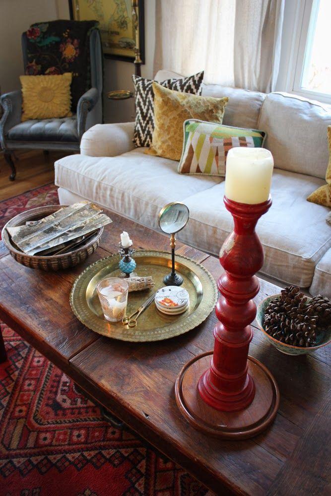 INSIDE NASHVILLE'S CHICEST INTERIOR DESIGNER, RUTHIE LINDSEY'S STYLISH EAST NASHVILLE HOME