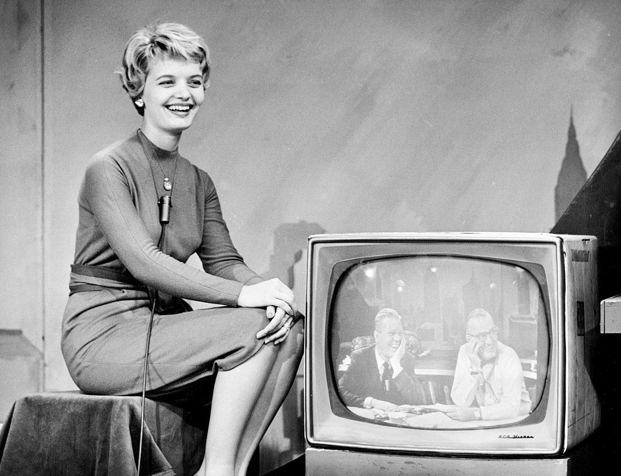 Retrogirly Young Florence Henderson 1960 Brady