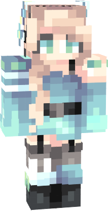 Wolf Warrior Girl Nova Skin MineCraft Pinterest Wolf - Nova skins fur minecraft