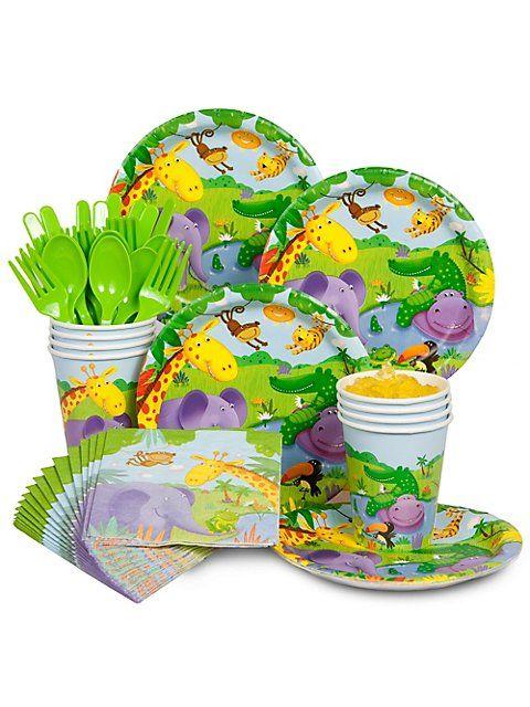 Jungle Party Standard Kit