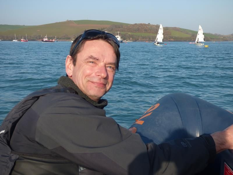 Pete Muskett takes on South Wales sailing role