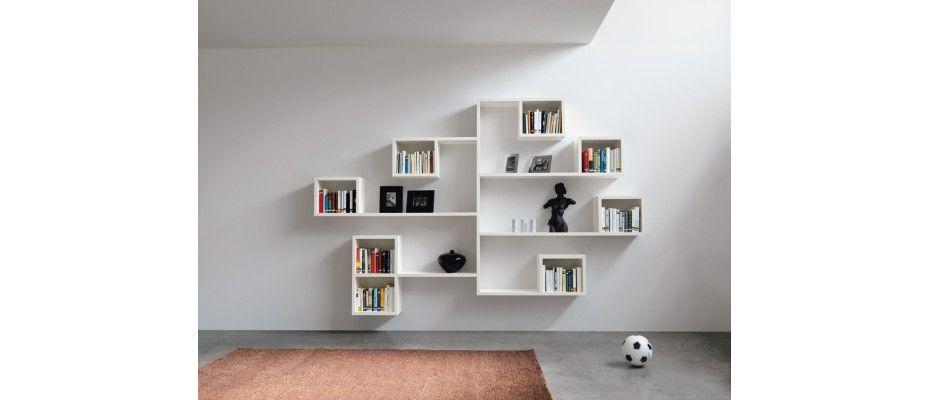 composition lagolinea n 304 lago linea tag re etagere salon et mobilier de salon. Black Bedroom Furniture Sets. Home Design Ideas