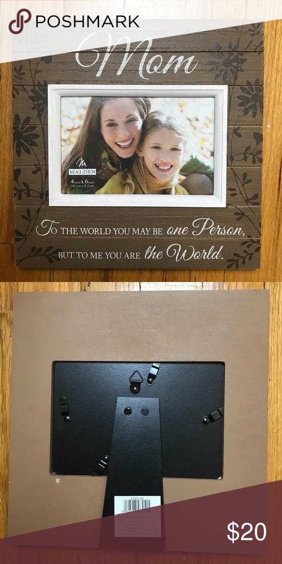 Malden World/'s Greatest Mom Picture Frame
