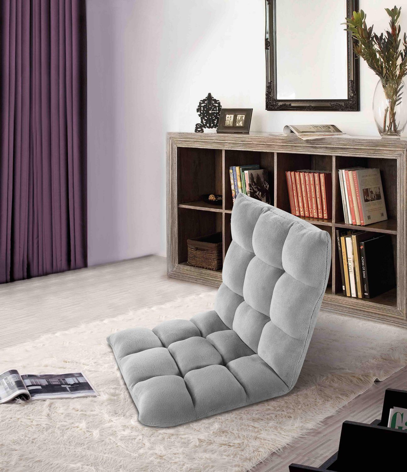 zoomed image Accent chairs for living room, Home, Chair