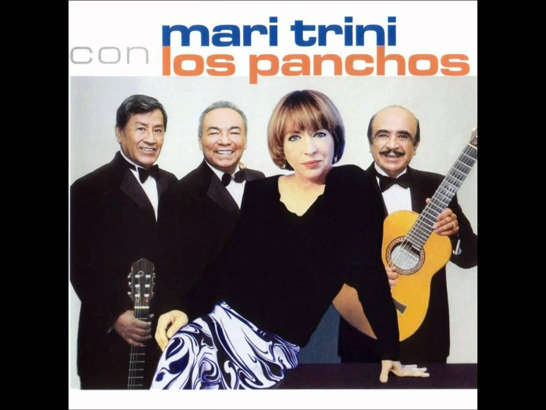 Mari Trini Canta Si Tu Me Dices Ven Con Los Panchos Hd Sonido 5 1 Pancho Movies Movie Posters