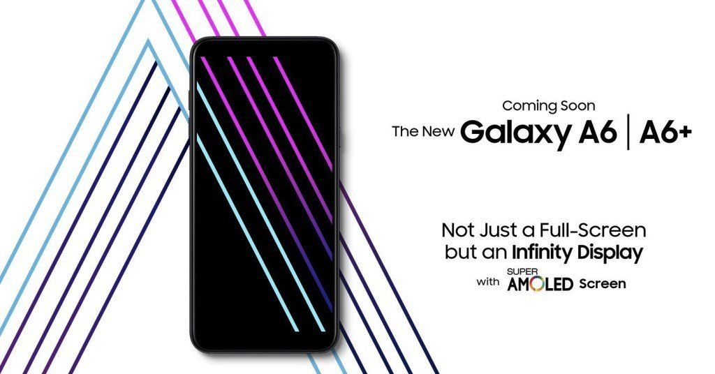 Samsung Galaxy A6 and A6 Plus launch with Face Unlock and