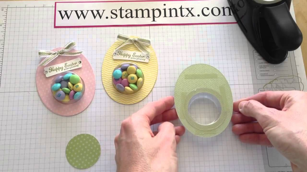 Adorable Easter Egg Treat Holders Great Easter Gift