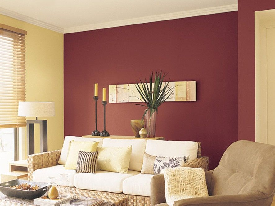 like the red earth of ayers rock this living room on paint for living room walls id=36573