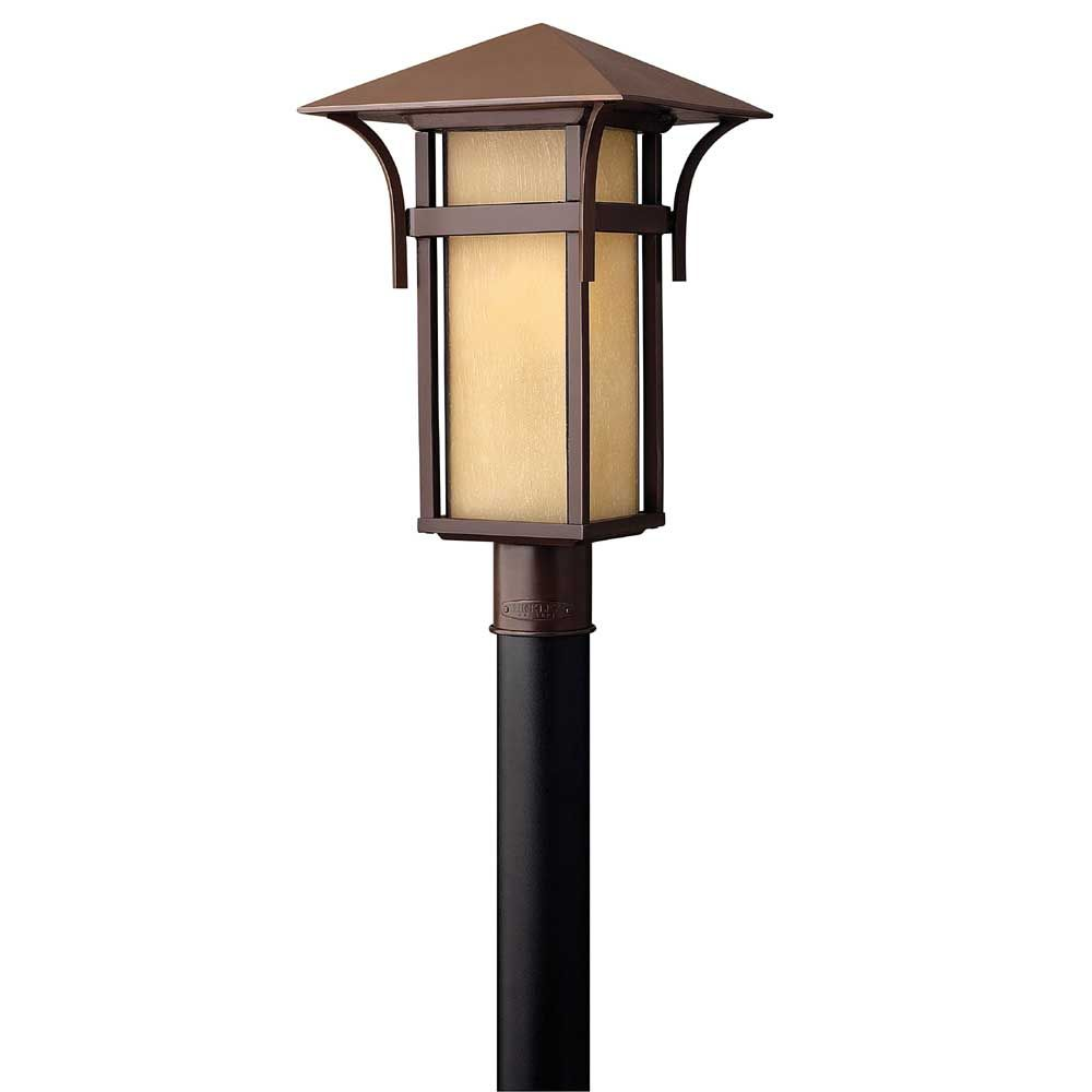 Hinkley Lighting Harbor Medium Post Outdoor With Images Outdoor Post Lights