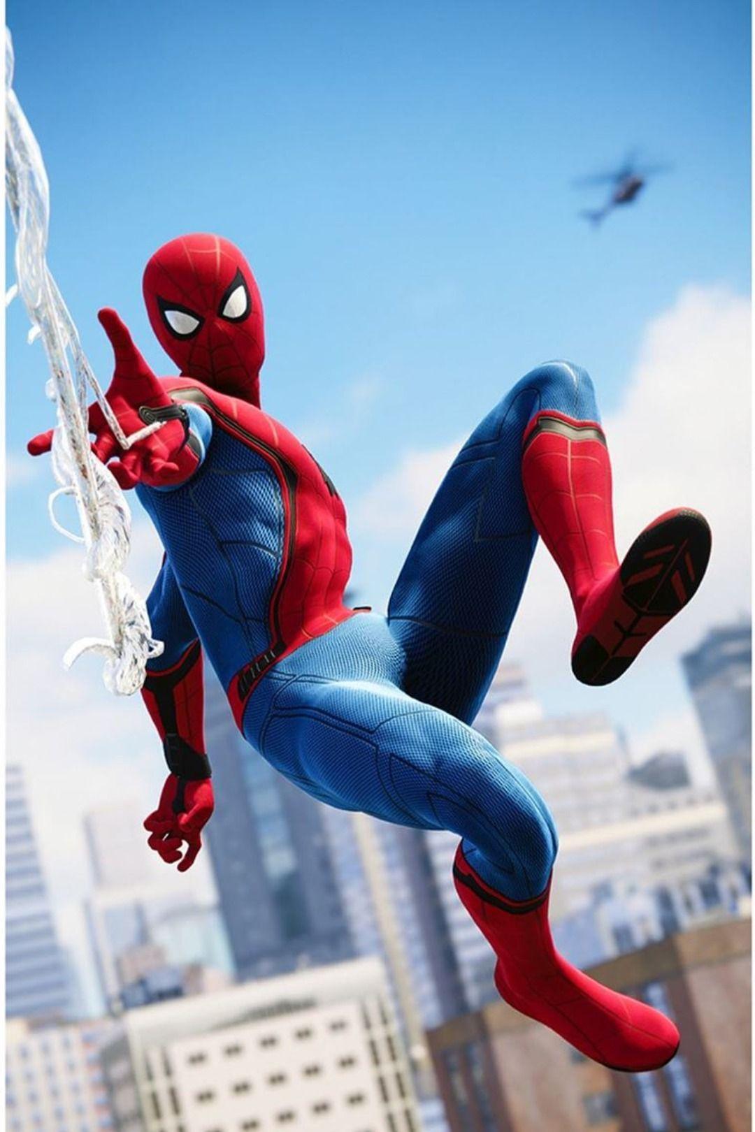 spiderman ps4  superhelden held all spiderman