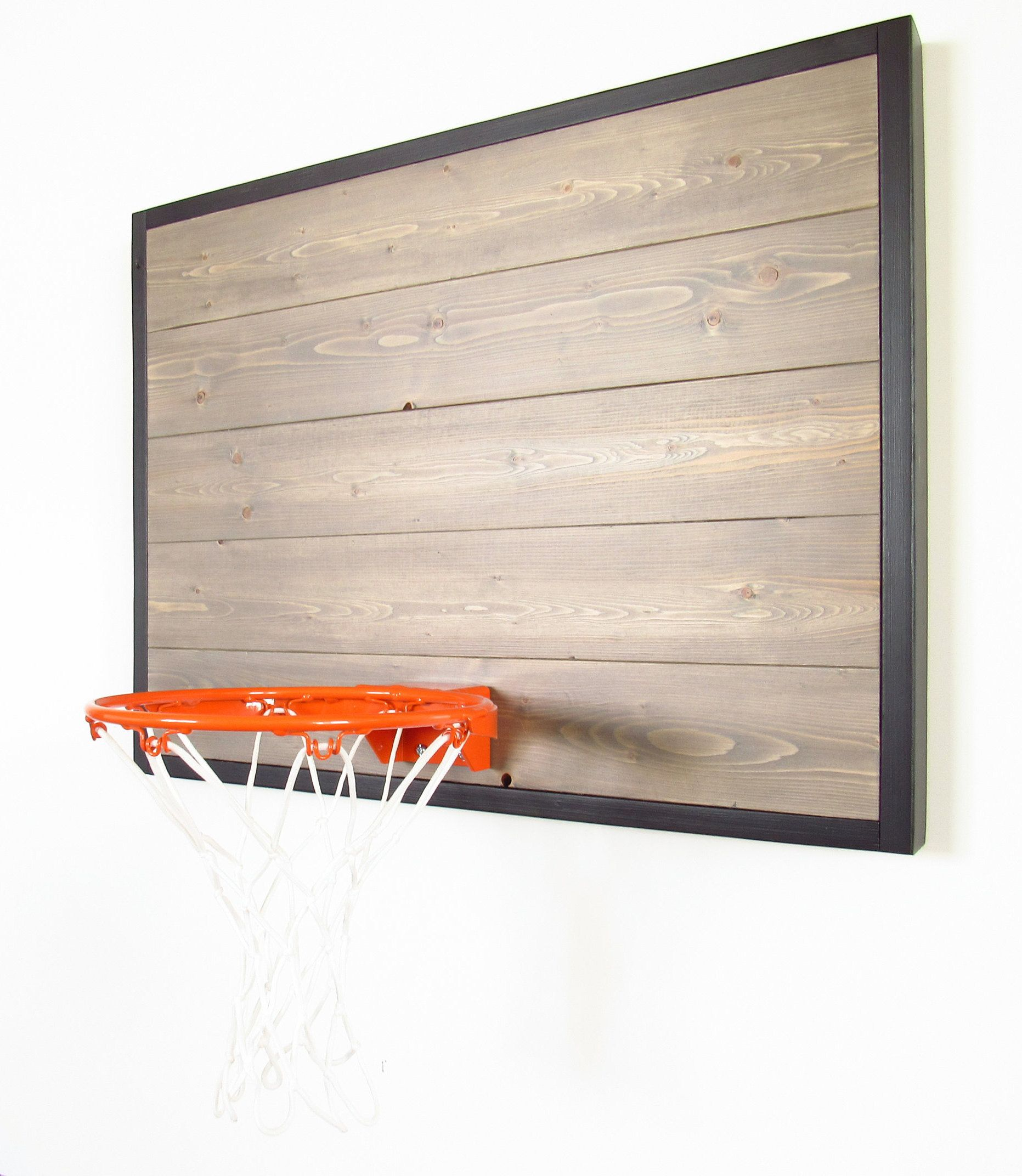 Ever Think An Indoor Basketball Hoop Could Look So Sleek Browse Our Selection Of Designer Basektb Basketball Bedroom Indoor Basketball Hoop Game Room Basement