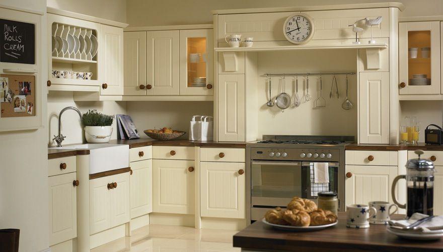 Best Cream Modern Country Kitchen Kitchen Cabinet Design 640 x 480