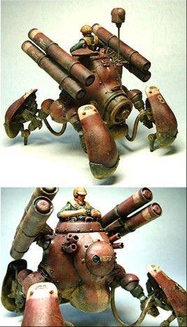 takofire2 by toybot studios, via Flickr
