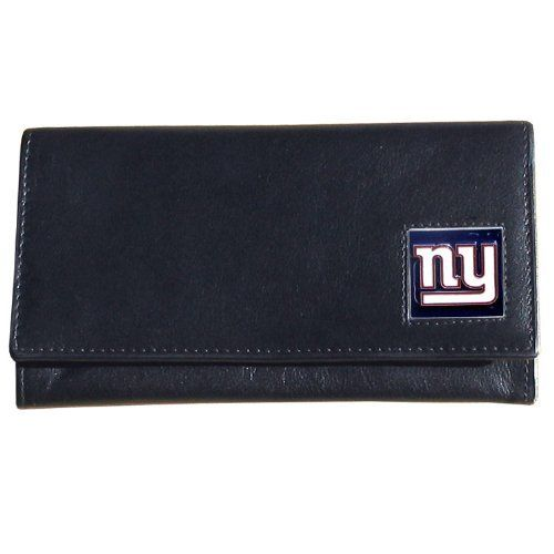 NFL New York Giants Women's Leather Wallet by Siskiyou. $29.99. NFL  Women's Leather Wallet