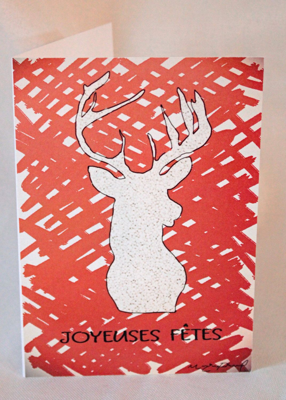 Ma Carte De Noel.Le Chouchou De Ma Boutique Https Www Etsy Com Ca Fr