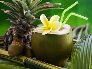 Traslada el #Caribe a tu #jardin y sorprende a tus invitados esta #noche