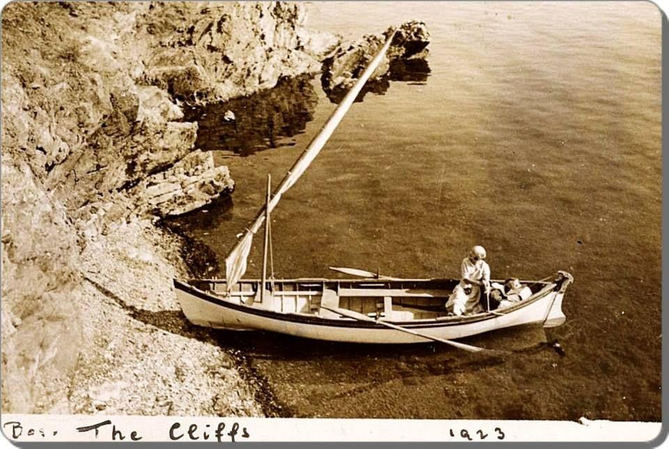 Caddebostan sahili - 1923