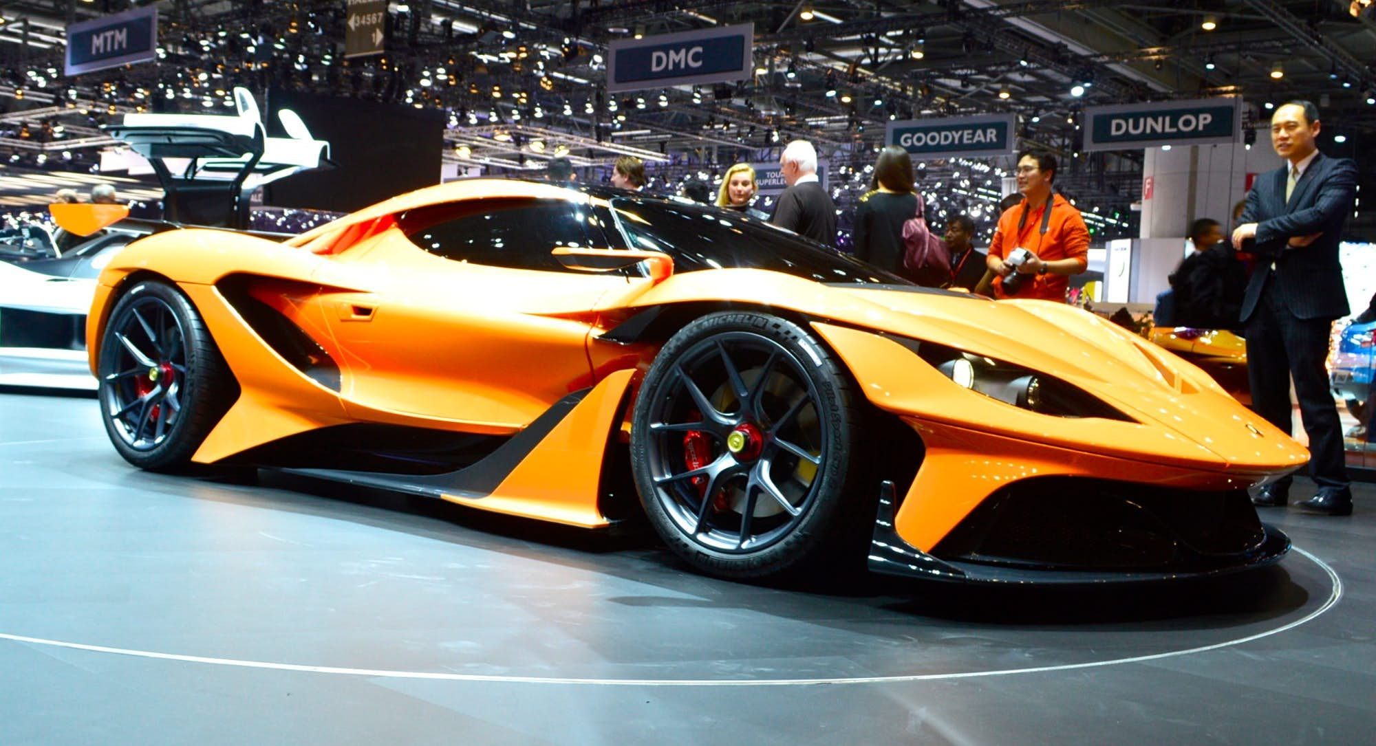In Pictures Supercars Exotics And Other Sporty Machinery Of The 2016 Geneva Motor Show Cool Sports Cars Sports Cars Super Cars