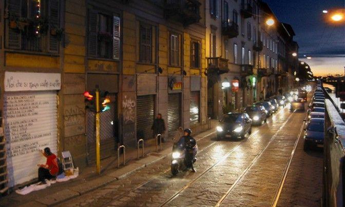 Fiori di strada