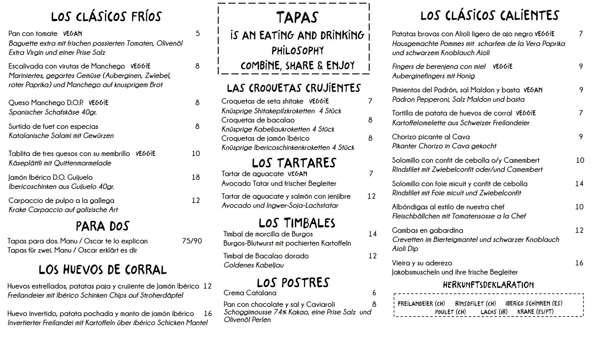 http://tapasandfriends.ch/ | Food/Zürich | Pinterest